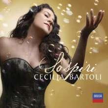 Cecilia Bartoli - Sospiri, CD