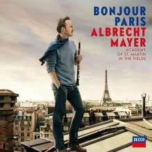 Albrecht Mayer - Bonjour Paris, CD