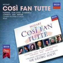 Wolfgang Amadeus Mozart (1756-1791): Cosi fan tutte, 3 CDs