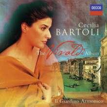 Cecilia Bartoli - The Vivaldi-Album, CD
