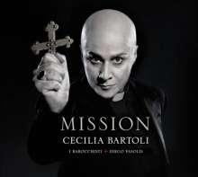 Cecilia Bartoli - Mission, CD