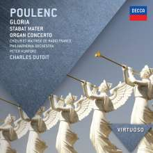 Francis Poulenc (1899-1963): Stabat Mater, CD