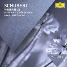 Franz Schubert (1797-1828): Winterreise D.911, CD