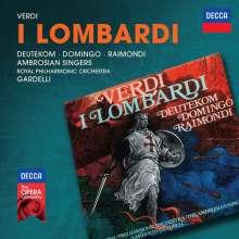 Giuseppe Verdi (1813-1901): I Lombardi, 2 CDs