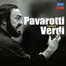 Luciano Pavarotti singt Verdi, 3 CDs