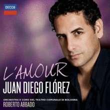 Juan Diego Florez - L'Amour, CD