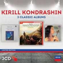 Kirill Kondrashin - 3 Classic Albums, 3 CDs