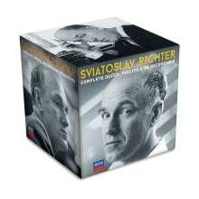 Svjatoslav Richter - Complete Decca, Philips & DG Recordings (Limitiert), 51 CDs