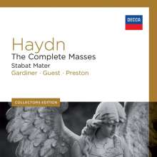 Joseph Haydn (1732-1809): Messen Nr. 1, 3-14, 8 CDs