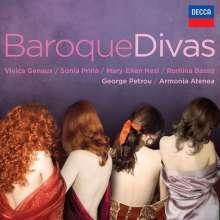 Baroque Divas, CD