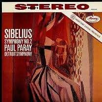 Jean Sibelius (1865-1957): Symphonie Nr.2 (180g), LP