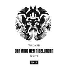Richard Wagner (1813-1883): Der Ring des Nibelungen (mit CD-ROM), 16 CDs und 1 CD-ROM