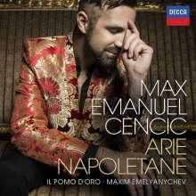 Max Emanuel Cencic - Arie Napoletane, CD