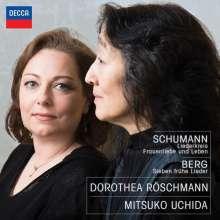Dorothea Röschmann - Schumann / Berg, CD