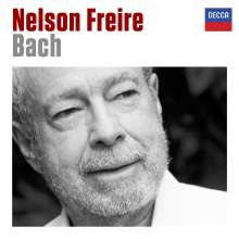 Nelson Freire - Bach, CD