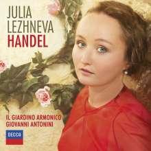 Julia Lezhneva - Händel, CD