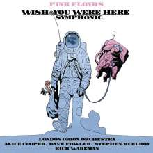 The London Orion Orchestra - Pink Floyd's Wish You Were Here Symphonic, CD