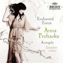 Anna Prohaska - Enchanted Forest, CD