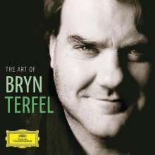Bryn Terfel - The Art of, 2 CDs