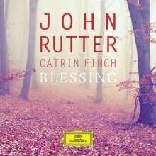 John Rutter (geb. 1945): Blessing, CD