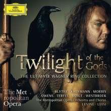 """Richard Wagner (1813-1883): Twilight of the Gods - Auszüge aus """"Der Ring des Nibelungen"""", 2 CDs"""