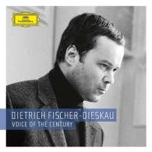 """Dietrich Fischer-Dieskau Edition - """"Die Jahrhundertstimme"""", 23 CDs und 2 DVDs"""