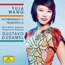 Yuja Wang - Klavierkonzerte 3/2, CD