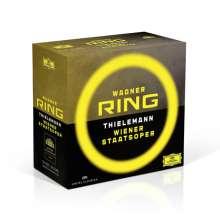 Richard Wagner (1813-1883): Der Ring des Nibelungen, 16 CDs