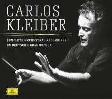 Carlos Kleiber - Complete Orchestral Recordings on Deutsche Grammophon, 3 CDs und 1 Blu-ray Audio