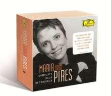 Maria Joao Pires - Sämtliche Solo-Aufnahmen für die DGG, 20 CDs