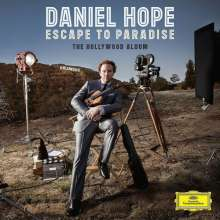 Daniel Hope - Escape to Paradise (The Hollywood Album), CD