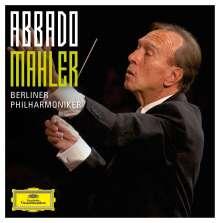 Claudio Abbado Symphonien Edition - Mahler, 11 CDs