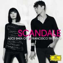 Alice Sara Ott & Franesco Tristano - Scandale, CD