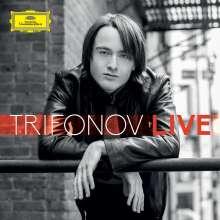 Daniil Trifonov - Live (Carnegie Hall) & Chopin, 2 CDs