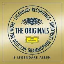 The Originals - 8 Legendäre Alben, 8 CDs