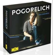 Ivo Pogorelich - Sämtliche DGG-Aufnahmen, 14 CDs
