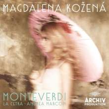 Magdalena Kozena - Monteverdi, CD