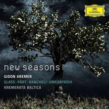 "Philip Glass (geb. 1937): Violinkonzert Nr.2 ""The American Four Seasons"" (2009), CD"