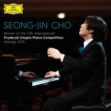 Seong-Jin Cho -  Winner of the 17th International Chopin Piano Competition, CD