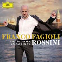 Franco Fagioli - Rossini Arias, CD