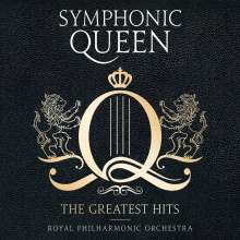Royal Philharmonic Orchestra: Symphonic Queen, CD