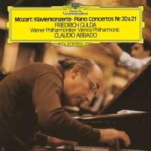 Wolfgang Amadeus Mozart (1756-1791): Klavierkonzerte Nr.20 & 21 (180g), LP