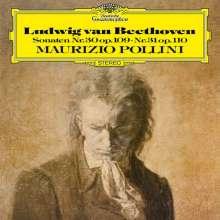 Ludwig van Beethoven (1770-1827): Klaviersonaten Nr.30 & 31 (180g), LP