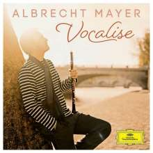Albrecht Mayer - Vocalise, CD