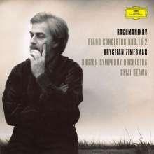 Sergej Rachmaninoff (1873-1943): Klavierkonzerte Nr.1 & 2 (180g), 2 LPs