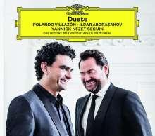 Rolando Villazon & Ildar Abdrazakov - Duets, CD