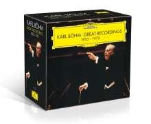 Karl Böhm - Great Recordings 1953-1972, 17 CDs