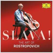 Slava! - The Art of Rostropovich, 3 CDs