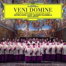 Cappella Sistina - Veni Domine, CD