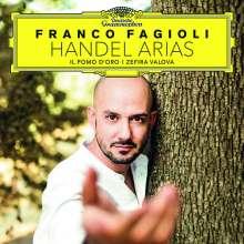 Franco Fagioli - Händel Arias, CD